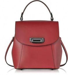 180a4f1d1 Le Parmentier Venus #Leather Convertible Satchel/Backpack leather #purse  #Burberryhandbags