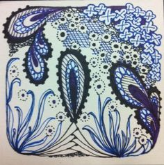 like the paisley look to this one