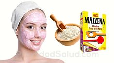 Cornstarch Face Mask With Botox Effect. The Results Are Fabulous! Carrot Mask, Botox Results, Beauty Care, Beauty Hacks, How To Grow Eyebrows, Beauty Tips For Face, Wrinkle Remover, Corn Starch, Best Face Products