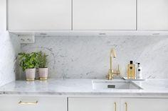 marble on marble Ikea Kitchen, Kitchen Interior, Room Interior, Kitchen Design, Japanese Kitchen, Beautiful Interior Design, Room Ideas Bedroom, Interior Inspiration, Kitchen Inspiration
