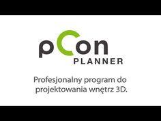 Program do projektowania i aranżacji wnętrz   pCon.planner