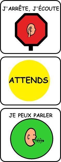 Affiche de classe. www.tdah.be