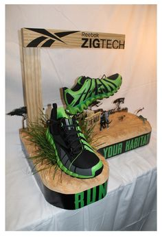 ZigTech Wild- Point of Purchase Display on Behance