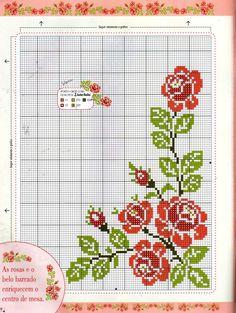 Σχέδια , μοτίφ , μπορντούρες και γωνίες για κέντημα   Cross stitch patterns , motifs , borders and corners     πηγή / source             ...