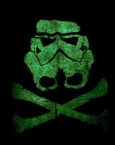 Docking Bay 327: My New T-shirt Is Awesome!!! It glows in the dark!