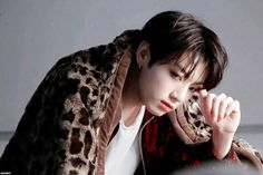 Jungkook 轉 'Tear' Concept Photo O version Beautiful Voice, He Is Able, Bts Jungkook, Rapper, Abs, Singer, Kpop, Bunny, Concept