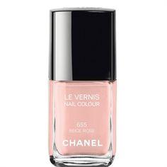 Chanel Makeup LE VERNIS NAIL COLOUR (655 BEIGE ROSE)