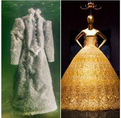 Guo Pei, China Art, Biography, Blogging, Salt, Chinese, Bride, Christmas Ornaments, Holiday Decor