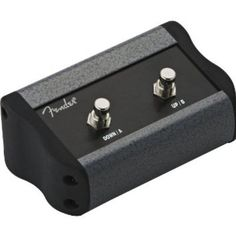 Fender MS2 Footswitch for Mustang Amps