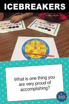 3 getting-to-know-you conversation games for 3rd-5th have a total of 90 questions! There are 30 cards each for Favorites, About Me, and Would You Rather questions. Perfect for back to school! Icebreaker Games For Kids, Learning Games For Kids, Small Group Games, Small Groups, Would You Rather Questions, Ice Breaker Games, Back To School Activities, Educational Games, Student Life