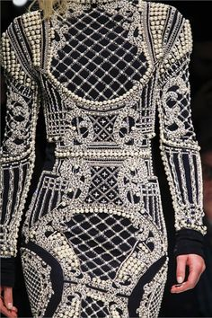 Balmain FW 2012/13...wonderful!