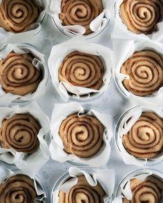 Supersunne kjeks (til frokost) - Mat På Bordet Crunch Wrap, Tex Mex, Bacon, Pudding, Snacks, Cookies, Desserts, Wraps, Food