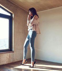 Yuri for Blackey Jeans summer 2017 #yuri #snsd #유리 #소녀시대