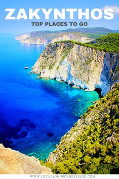 Top Places to Go in Zakynthos Greece I things to do in Greece I places to go in Greece I what to do in Greece I where to go in Greece I Europe travel I visit Greece I Greece travel I things to do in Zakynthos I Greek Islands travel I Greece travel tips I Healthy Man, How To Stay Healthy, Healthy Living, Cool Places To Visit, Places To Go, Greece Sea, Zakynthos Greece, Mediterranean Diet, Greece Travel