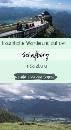 Challenging hike on the Schafberg (between Upper Austria and Salzburg) My tour report including many Salzburg, Travel Companies, Outdoor Travel, Winter Wonderland, Austria, Places To See, Travel Inspiration, Travel Destinations, Around The Worlds