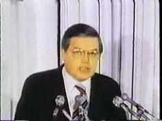*Rare Video* 1987 The Secret Government 6 of 9