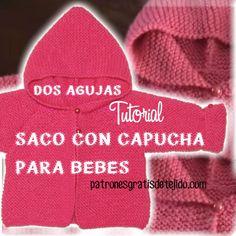 Patrones y tutoriales de tejido crochet y dos agujas gratis para descargar Baby Patterns, Baby Knitting, Winter Hats, Crochet Hats, Lily, Fashion, Beanies, Kids Fashion, Vestidos