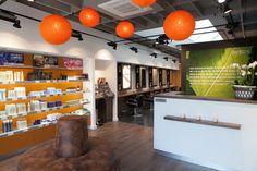 Aveda Lifestyle Salon & Spa by Reis Design, Beaconsfield - UK