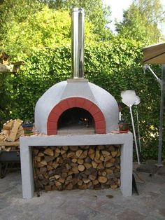 This oven was built on a budget for less than 250 dollars in total fornino brick oven fandeluxe