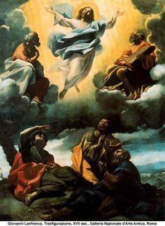 Trasfigurazione del Signore - 6 Agosto