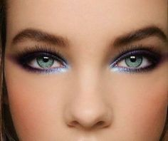 For green eyes only Beauty Makeup, Hair Makeup, Hair Beauty, Kaushal Beauty, Asian Eyes, Makeup For Green Eyes, Pretty Green, Eye Make Up, Makeup Cosmetics