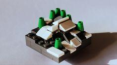 Nano Lodge: A LEGO® creation by J MacMillan : MOCpages.com