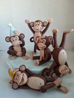 """Studio """"FONDANT DESIGN ANA"""" - Figurice za torte (fondant figures)"""