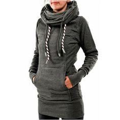 EDC by ESPRIT Damen Pullover Patch Sweater DREAM grau NEU