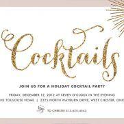 Coctail Party Invitations  http://www.revel-blog.com/shop/shop.html