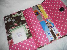 Carteira de caixa de leite by jojackie, via Flickr    Eu que fiz!!