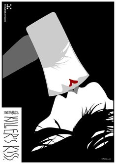 Killer's Kiss movie poster