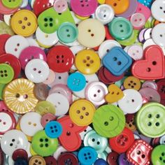Amazon.com: Blumenthal Lansing Company Favorite Findings 4-Ounce Big Bag of Buttons, Multi: Arts, Crafts & Sewing - $4.78