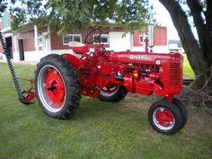 Restored 1953 Farmall Super C Tractor for sale FARM