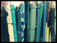 Fashion, creation, design! New fabrics at Eka & O shop.