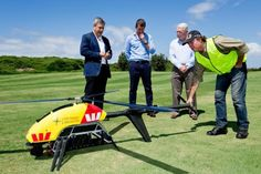 Australian Lifeguards Are Getting a $200,000 Drone to Spot Sharks
