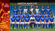 Match Analysis UEFA Women's EURO 2017: la Nazionale Italiana Femminile