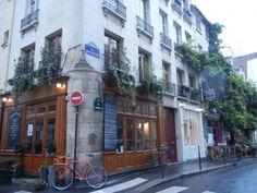 The Marais, Paris.