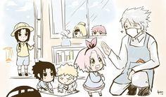 Cute!! Naruto pre school