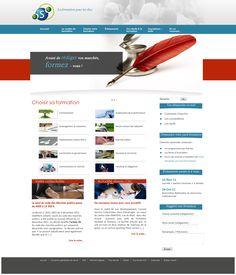 Site de CSC formation pour les élus : catalogue de formations pour les collectivités, veille et actus politiques