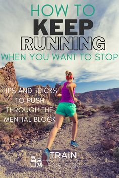 Having the motivation to push through a grueling run is one of the hardest aspects of running. Our guide will help you mentally prepare to get over the motivation hump, and push through your run. Check it out at www.trainfora5k.com 5k Training Plan, Half Marathon Training Plan, Marathon Tips, Marathon Running, Cross Training, Running For Beginners, How To Start Running, How To Run Faster, Half Marathon Motivation