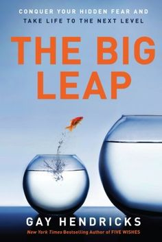 The Big Leap - I am so glad I found this book!