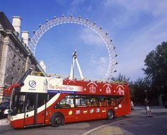 City Sightseeing London, Hop On - Hop Off Bus Tours