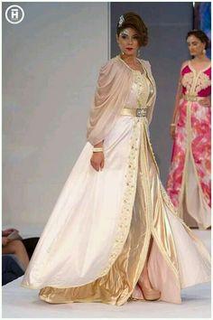 Oriental Inspiration - Moroccan Caftan