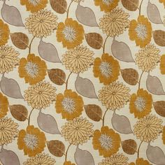 Floral Emma Cotton Curtain | World Market