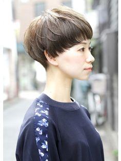 Edgy Short Hair, Girl Short Hair, Short Girls, Short Hair Cuts, Short Hairstyles For Women, Bob Hairstyles, Face Hair, My Hair, Bowl Cut