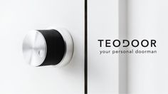 Teodoor - Smart Lock project video thumbnail