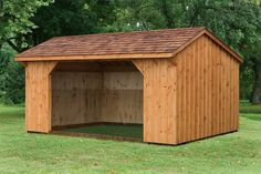 Amish Built Garages, Garden Sheds, Utility Buildings, & Small Barns in Lancaster, PA Small Barn Plans, Small Barns, Shed Floor Plans, Free Shed Plans, Horse Shed, Horse Barns, Horses, Horse Stalls, 12x24 Shed