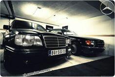 Mercedes W124/W126