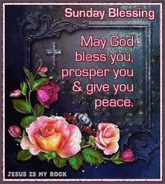 Sunday Blessings Animated | Sunday Blessings Pictures, Photos, and Images for Facebook, Tumblr ...