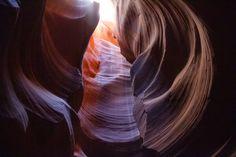 Antelope Canyon #antelopecanyon http://hikersbay.com